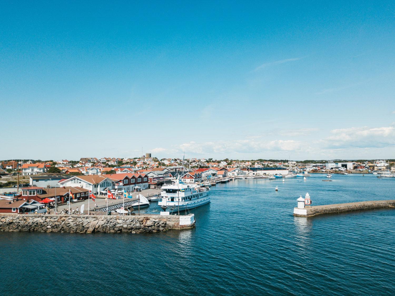 Forsidebillede til: Velkommen til Gøteborg!